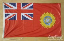 - BRITISH RAJ RED ENSIGN ANYFLAG RANGE - VARIOUS SIZES